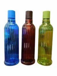 Screw Cap Plastic 1200 Ml Water Bottle