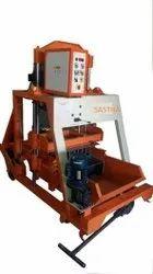 Pressing Type Solid Hollow Block Making Machine