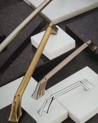 Fancy Zinc Cabinet Handle