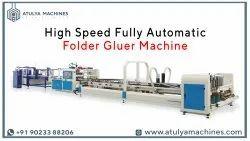 Fully Automatic Folder Gluer Machine