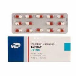 Lyrica 75 Mg