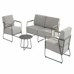 CFI-229 Metal Chair And Table Set