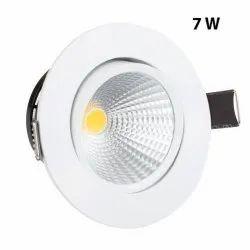 7W LED COB Light