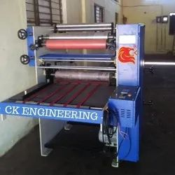 Silver Duplex Sheet Lamination Machine