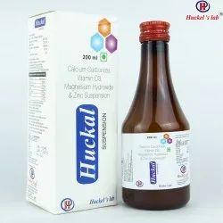 Calcium Carbonate, Vitamin D3, Magnesium, Hydroxide & Zinc Suspension