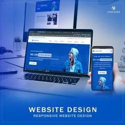 Dynamic,Responsive Website Designing Service, With Online Support
