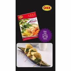 Vegetarian Big Prawns, 50 G, Packaging Type: Packet
