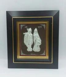 Silver radha krishan Frames