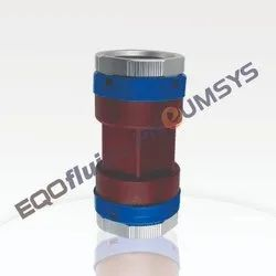 Sliding Coupling For Compressed Air