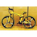 21 Shimano Gear Folding Bicycle