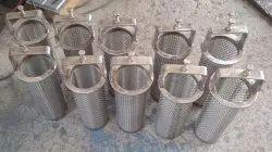 MS Basket Filter Element