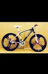 Black Steel Bmw Power X Cycle, Size: 26