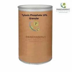 Technical Grade Granules Tylosin Phosphate 10% Granular, Packaging Size: 25 Kg
