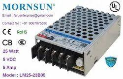 LM25-23B05 Mornsun SMPS Power Supply