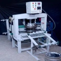 Semi Auto Four Die Plate Making Machine