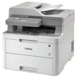 DCP-L3551CDW Wireless Colour LED 3 In One Duplex Mobile Print ADF Printer