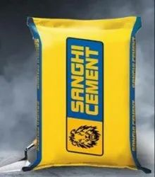 Sanghi PPC Cement, Packaging Size: 50Kg