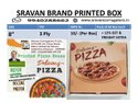 Sravan Corrugaters P Ltd Brand Pizza Boxes