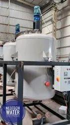 Chemical Mixer Agitator