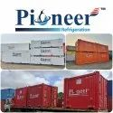 Portable Mild Steel Container Rental Services