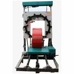 Steel Coil Stretch Wrapping Packing Machine