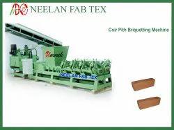 Coir Pith Briquetting Machine 650 Gms