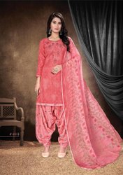 Shiv Gori Priya Vol 4 Series 4001-4010 Heavy Indonesia Cotton Suit