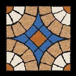 Ceramic Multicolor Parking Digital Tiles, Tile Size: 30*30, Thickness: 8 - 10 mm