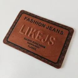 Leather Patch And Labels