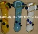 HEAVY Glass Smoking Pipes