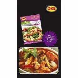 Vegetarian Small Prawn, Packaging Type: Packet