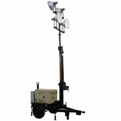 Powerlux Mobile Lighting Tower