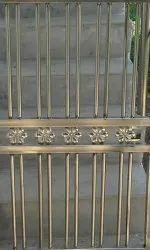 Stainless Steel Gate Railing, 7*4 Feet