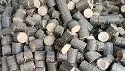 90mm Sawdust Bio Coal Briquettes