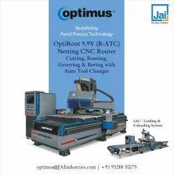 Optimus Nesting CNC Machine- Optirout 9.9V