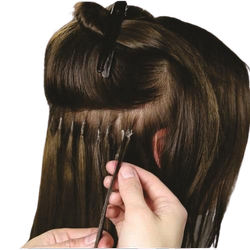Psoriasis Women Hair Extension