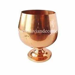Robust Copper Goblets