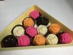 Valentine Rose Chocolate, Packaging Type: Box, 240 Gm