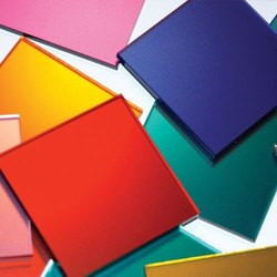 Coloured Mirror Acrylic Sheets