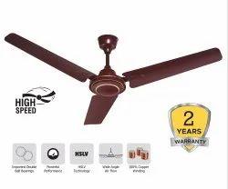 Lexi Ceiling Fan 1200mm Runner, Fan Speed: High Speed