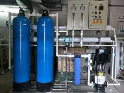 FRP Reverse Osmosis Systems, For Industrial, RO Capacity: 500-1000 (Liter/hour)