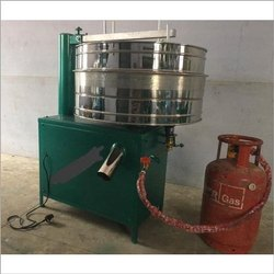 Bowl Type Roasting Machine