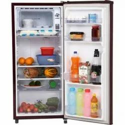 Gray Whirlpool 190 L 3 Star Direct Cool Single Door Refrigerator, Model Name/Number: Icemagic