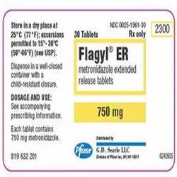 200 Mg Flagyl ER Metronidazole Tablet
