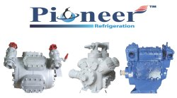 Reconditioned Compressor  Carrier/Sabroe/Bock/Bitzer/York Johnson Control