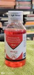 Dextromethorphan Cough Syrup, Bottle Size: 100 Ml