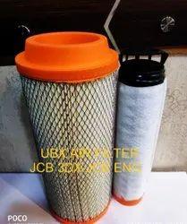 UBX Plastic Jcb Filters