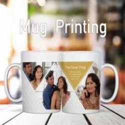 Mug Printing Service, in Pan India