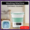 Portable Folding Washing Machine