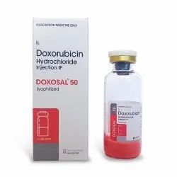 Doxorubicin 50mg Injection